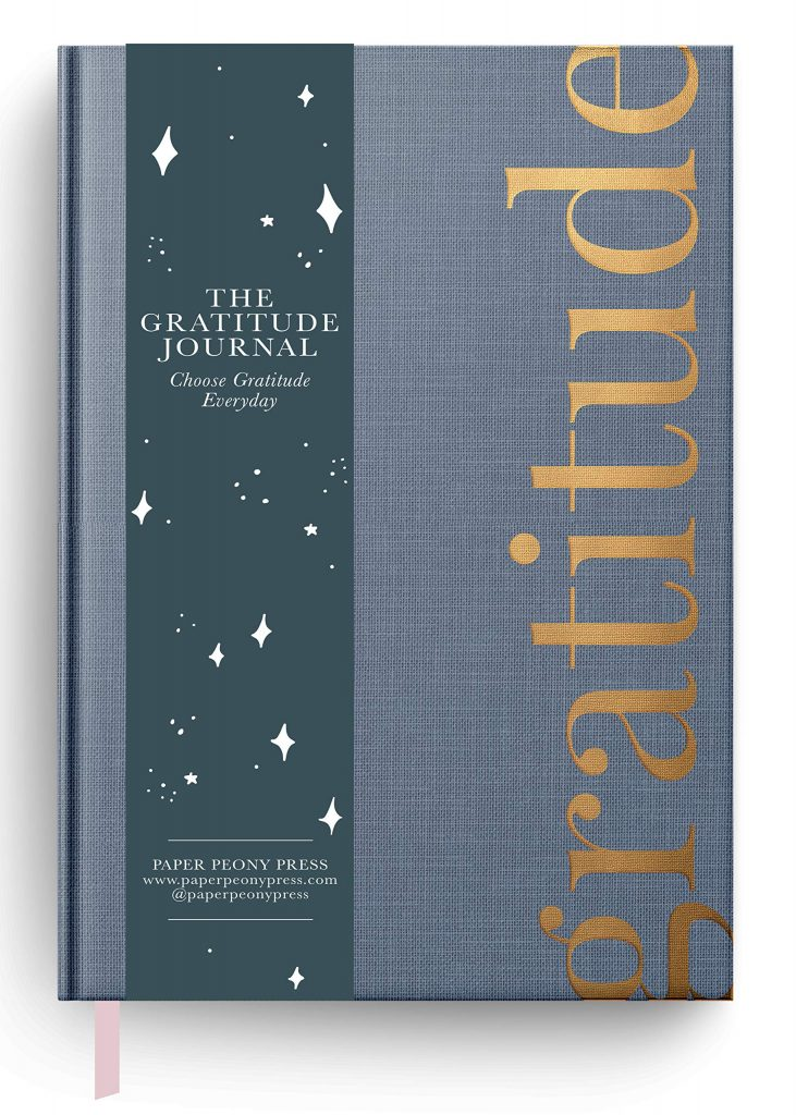 a daily gratitude journal