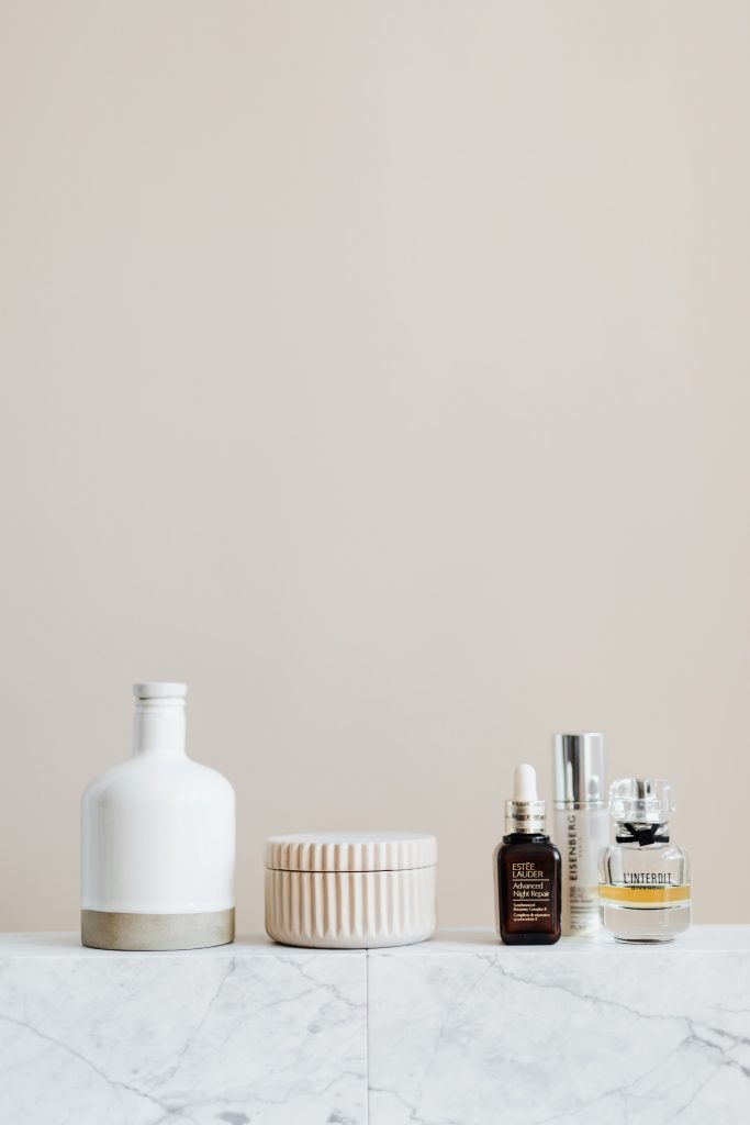 DIY organic hair care